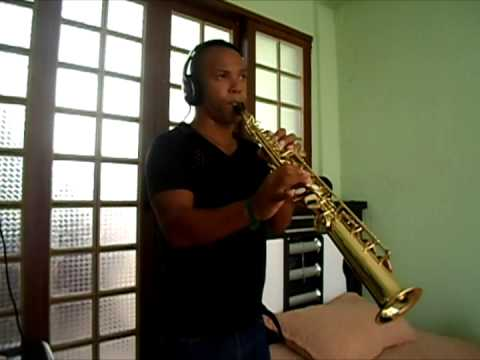 Luan Santana - Tudo que você quiser - Sax soprano
