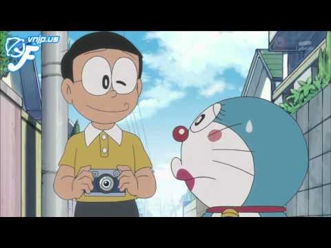 Doraemon Tập 407  Chụp Mình Đi! Máy Ảnh Khuôn Mặt; Chơi Nối Chữ Biến Thành Quái Vật Nesshin; Kéo Cắt