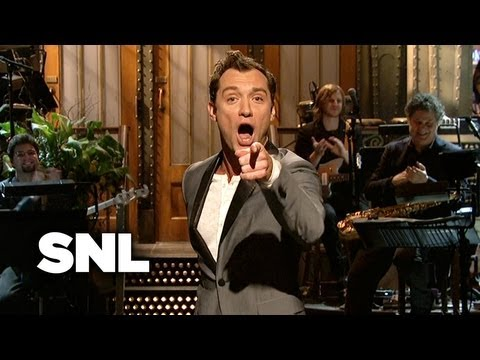 Jude Law Monologue: Hamlet - Saturday Night Live