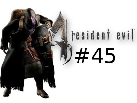 Resident Evil 4 Chainsaw Guy Resident Evil 4 Walkth...