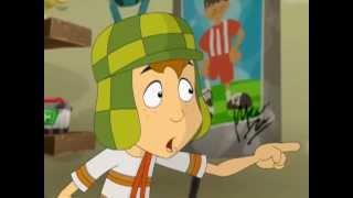 El Chavo The Invisible Man English Dub Part 2/2