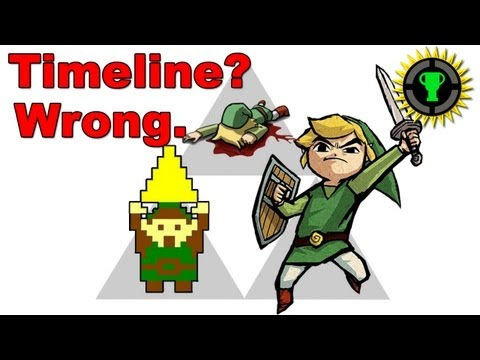 Game Theory: Why the Official Zelda Timeline is Wrong