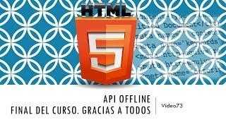 Curso de HTML 5. Parte 73