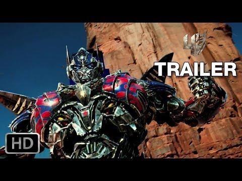 TRANSFORMERS: AGE OF EXTINCTION - Official Payoff Trailer (HD)