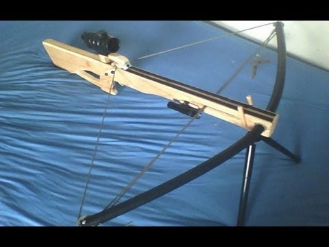how to make a pvc pipe recurve bow