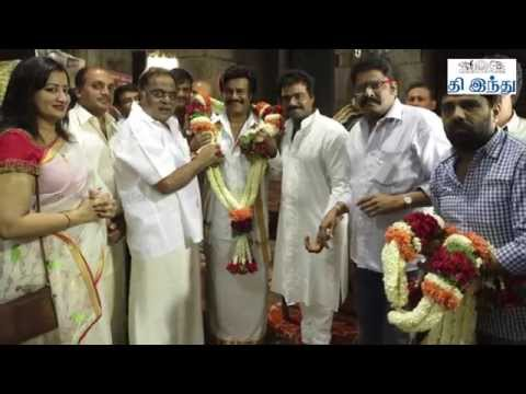 Talkies Today | Superstar Rajnikanth's Lingaa Poojai