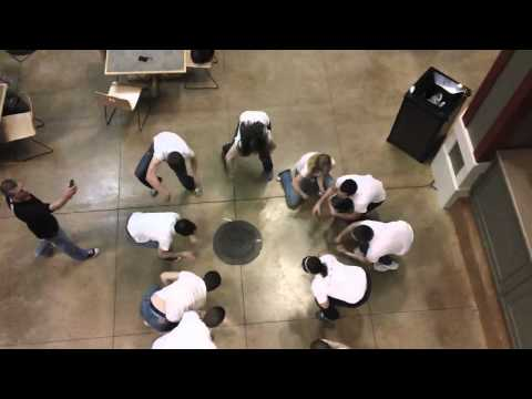 Interlude Flash Mob (Indiana Wesleyan University)