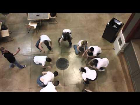 Interlude Flash Mob (Indiana Wesleyan University)