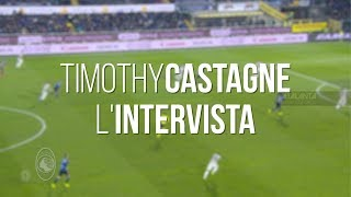 Timothy Castagne, l'intervista