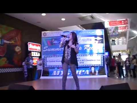 MYSTICA'S CONCERT AT V CENTRAL MALL IN MOLINO, CAVITE