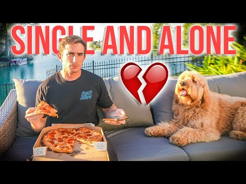Being single and alone forever