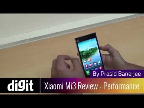 Xiaomi mi3 Review  Performance