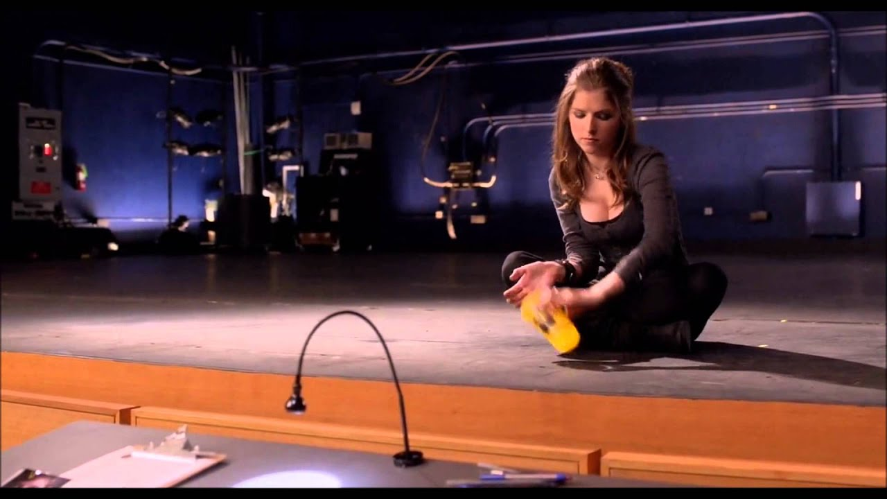 Pitch Perfect Cup Song Scene Hd Youtube