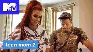 'Aubree Wants To Play w/ Watson' Deleted Scene | Teen Mom 2 (Season 8) | MTV