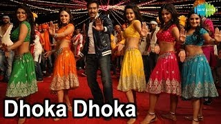 Dhoka Dhoka Official Item Song HIMMATWALA Ajay Devgn
