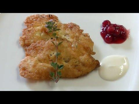 Leckeres Hühner Rezept - Hühnerschnitzel Milanaise - Lasst uns kochen! Folge 61 - Lookcook