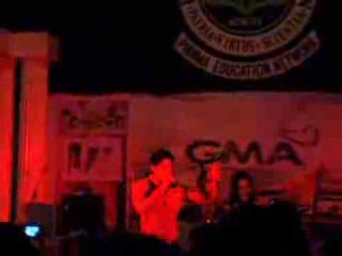 Aljur Abrenica and kris Bernal Campus Tour (University of Pangasinan-PHINMA)