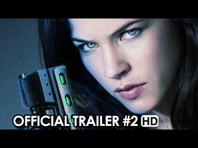 THE ANOMALY Official Trailer #2 (2014) HD