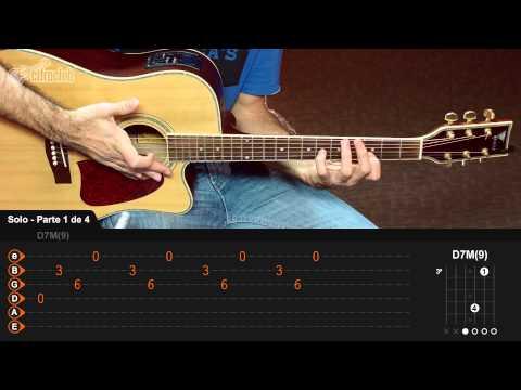 Não Vai Voltar - Onze:20 (aula de violão completa)