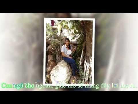 Slideshow Gia đình nhỏ hạnh phúc to - bé Trâm Anh - Karaoke - Sub