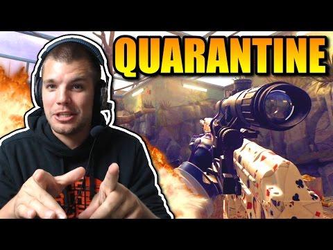 QUARANTINE - SNIPER SVO (Advanced Warfare Reckoning DLC)