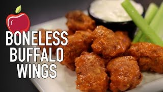 DIY Boneless Buffalo Wings