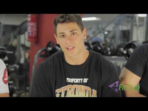 Treino do Leo Stronda - Bodybuilding e Hip Hop