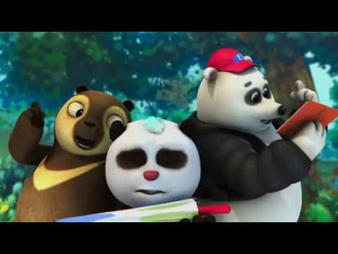 Krtko a Panda 13 - Pravý alebo falošný medveď