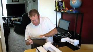 Lenovo Z570 IdeaPad Laptop kutudan çıkarma