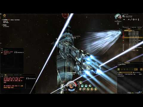 Eve Online: Drifter Battleships and Uncloaked Unidentified Structures!