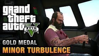 GTA 5 Mission #47 Minor Turbulence [100% Gold Medal