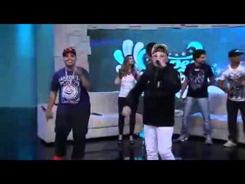 MC Gui e MC Pet Daleste Cantam no SuperPop 18-09-2013