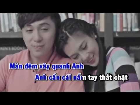 Anh Nhớ Em Người Yêu Cũ - Minh Vương M4U Karaoke Full Beat