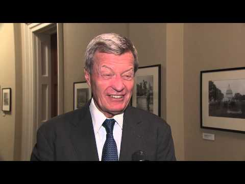 Baucus Announces Trio of World'sTop Business Leaders to Join Montana Economic Development Summit
