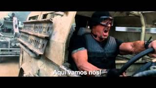 Os Mercenários 2 (2012) Trailer Oficial Legendado