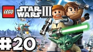 LEGO Star Wars 3 The Clone Wars Episode 20 Grievous