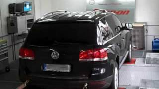 Test Drive Unlimited 2 Volkswagen Touareg v10 TDI test drive videos