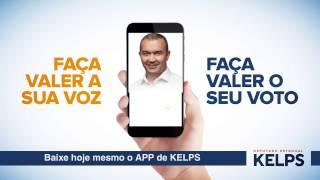 DECIDA MEU VOTO: Kelps lança aplicativo inédito no Brasil
