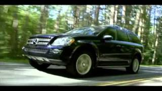 Mercedes-Benz GL 450 promo video videos