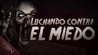 LUCHANDO CONTRA EL MIEDO: The Mask Reveals Disgusting Face