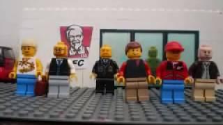 Lego City War