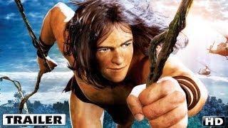 Tarzan Trailer Teaser 2014 VO