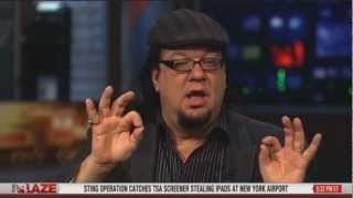 Glenn Beck talks to Penn Jillette
