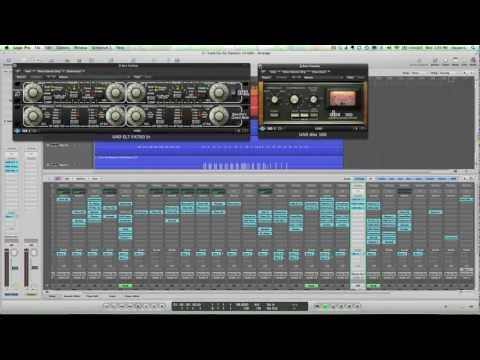 Mixing with Universal Audio Plugins: Part 1 of 3, acoustic bass