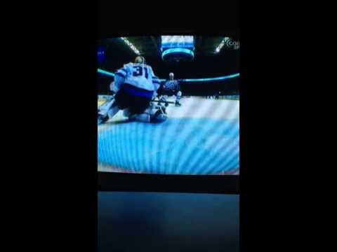 Winnipeg Jets vs San Jose Sharks 1/23/2014 part 10