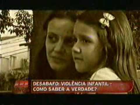 Desabafo: Violência Infantil | Isso não tem perdão! Parte.2 (Programa Márcia)