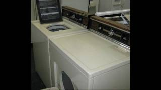 Kenmore Washer And Dryer Set Heavy Duty $225.00- Free