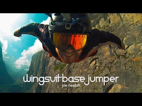 Joe Nesbitt | Wingsuit Base Jumper