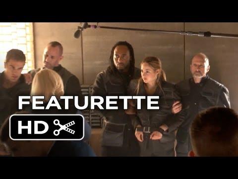 Divergent Featurette - Taking A Stand (2014) - Shailene Woodley Movie HD