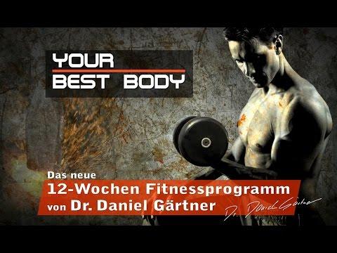 Your Best Body by Dr. Daniel Gärtner